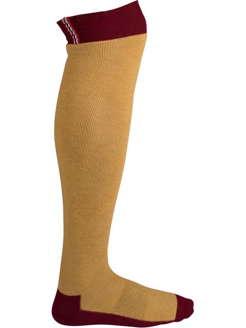 Amundsen Sports Comfy Socks Yellow Haze